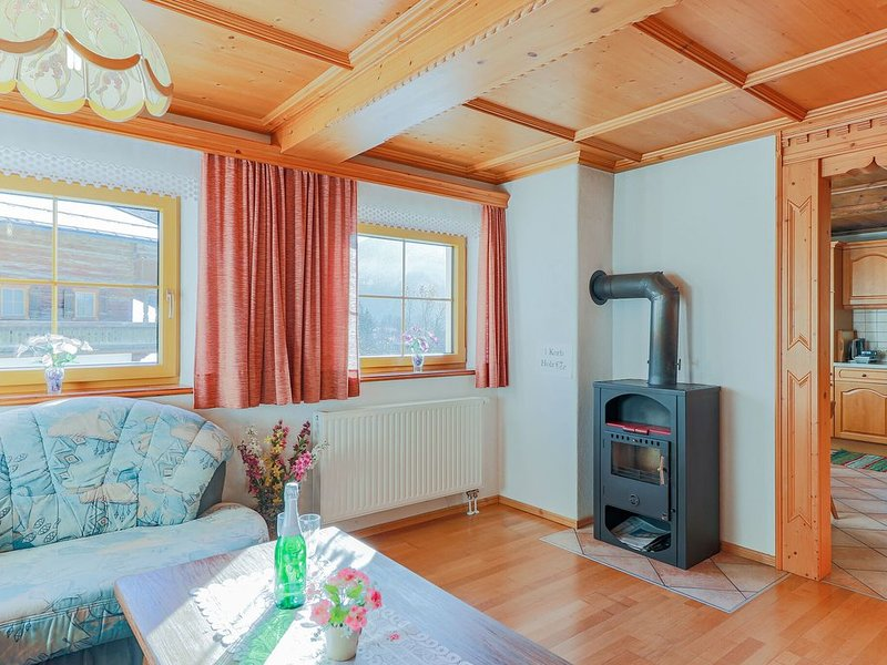 Tasteful Apartment in Schwoich Tyrol with Garden, aluguéis de temporada em Soll