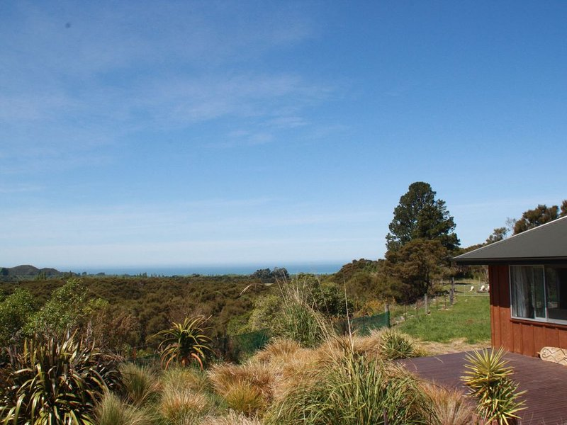 Kora's View. A Magical place to relax and unwind., vacation rental in Kaikoura