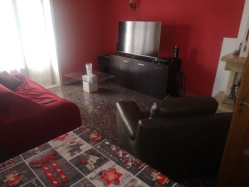 Appartamento nel cuore di Capua, vakantiewoning in Liberi