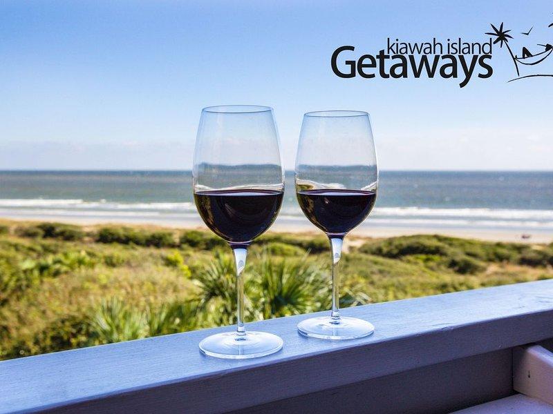 Romantic Retreat with Sweeping Ocean Views, alquiler de vacaciones en Kiawah Island