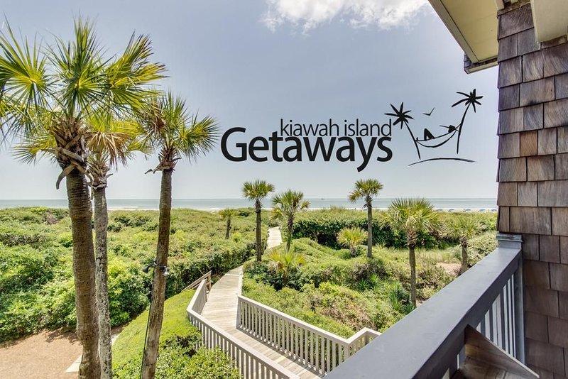 Oceanfront Getaway with Southern Charm!!, alquiler de vacaciones en Kiawah Island