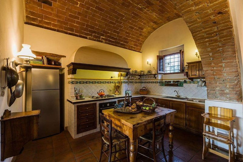 Florence Country Side: Giogoli a place to be!, alquiler de vacaciones en Tavarnuzze