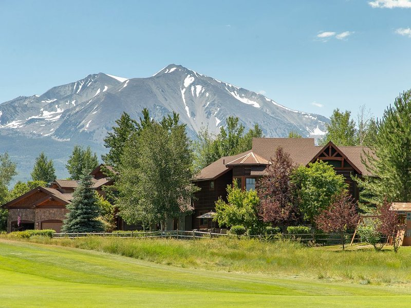 Beautiful Mountain Home, vacation rental in Redstone