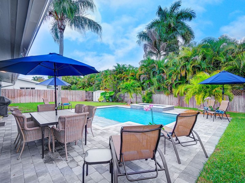 Remodeled Modern Oasis in Wilton Manors/Fort Lauderdale, holiday rental in Wilton Manors