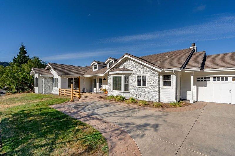 Avila Valley Farmhouse, alquiler vacacional en San Luis Obispo
