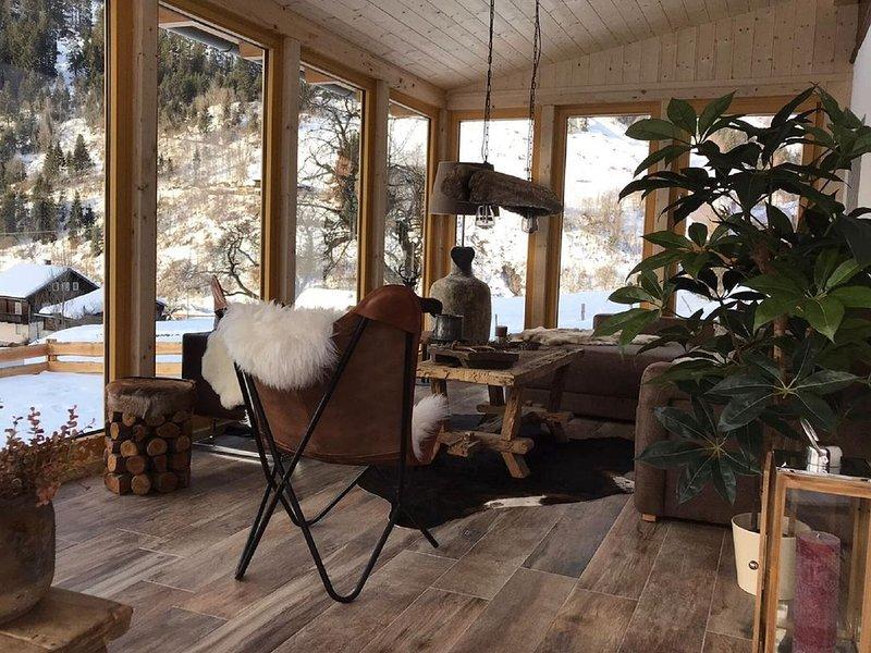 Modern Chalet in Großkirchheim near Ski Area, aluguéis de temporada em Flattach
