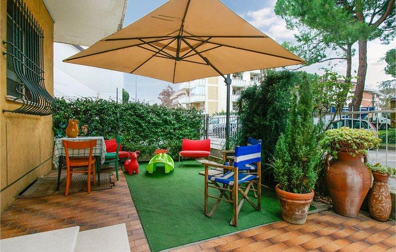 2 Zimmer Unterkunft in Riccione, location de vacances à Coriano