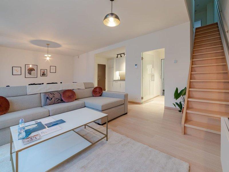 Saint Jean - Namur IV, holiday rental in Anderlecht