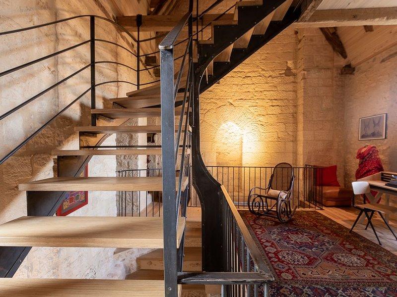 Ancien presbytère rénové 4 pers. climatisé  4km du centre historique de Sarlat, vacation rental in Carsac-Aillac
