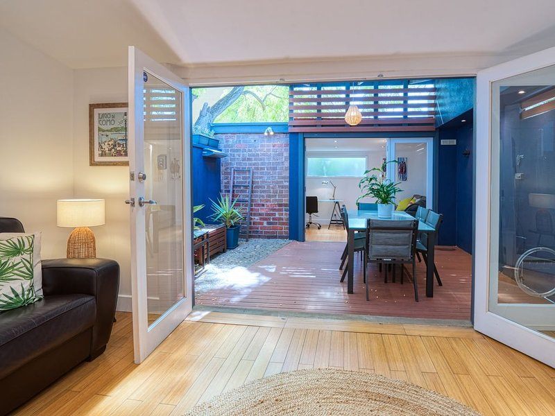 Adelaide City Cottage., holiday rental in Bowden