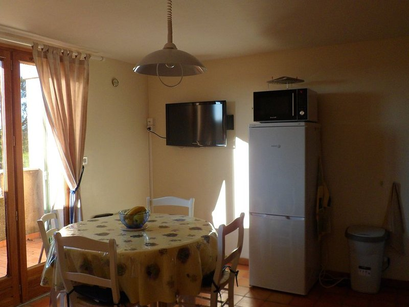 APPARTEMENT DANS PETITE RESIDENCE A LA CAMPAGNE, holiday rental in Villedieu