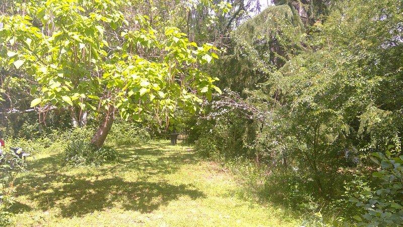 Une maison dans un parc naturel à l'énergie solaire, vacation rental in Le Lude