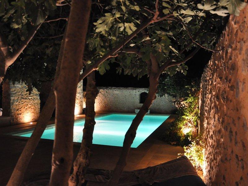 Bastide provençale, st julien, Var, holiday rental in La Verdiere