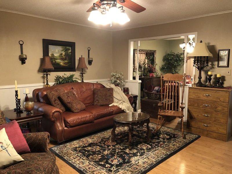 Elmira Getaway, Central location, alquiler de vacaciones en Springfield