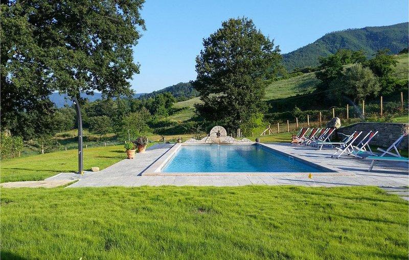 10 Zimmer Unterkunft in Pieve Santo Stefano, casa vacanza a Bagno di Romagna