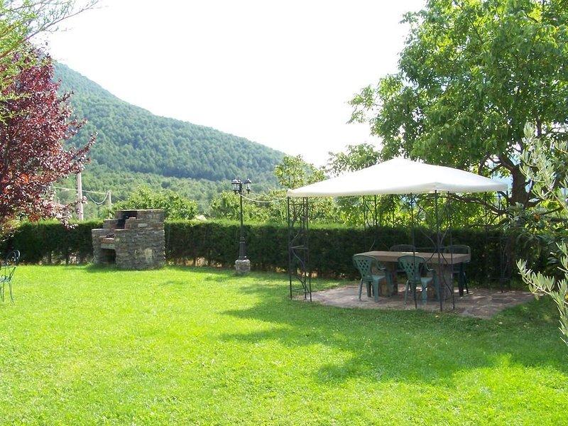 Casa Rural en el Pirineo - Laspuña, alquiler vacacional en Belsierre