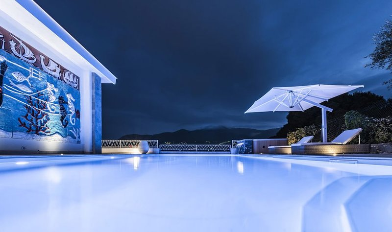 VILLA CLARA - LUXURY VILLA, casa vacanza a Santa Margherita Ligure