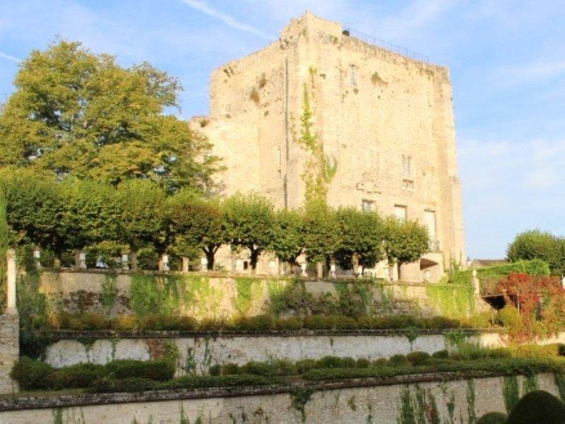 Le Donjon de Moret, un lieu historique, rare, magique et exceptionnel, vacation rental in Vernou-la-Celle-sur-Seine