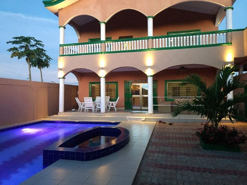 Villa Iyagbe - Abomey Calavi, vacation rental in Atlantique Department