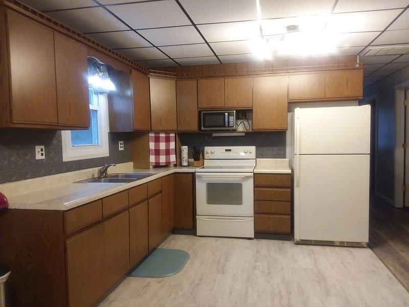 Rend Lake Hunting & Fishing House Rental, location de vacances à Ashley