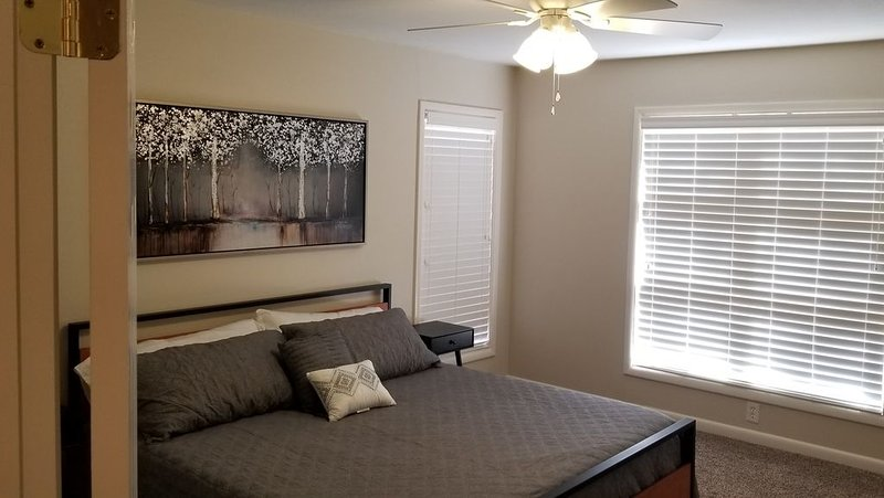 3 Bedroom house right across the street from MSU campus!  Plenty of Parking!, holiday rental in Wichita Falls