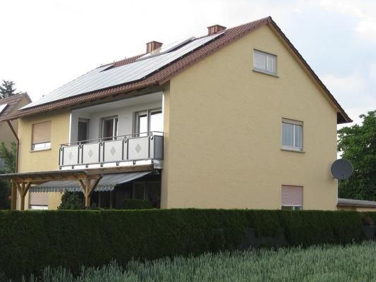 Ferienwohnung Hoppachshof für 1 - 6 Personen mit 2 Schlafzimmern - Ferienwohnung, vacation rental in Munnerstadt
