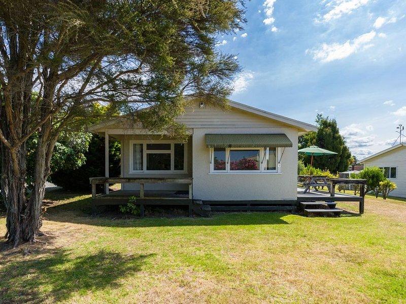 Arataha Landing - Taupo Holiday Home, holiday rental in Turangi