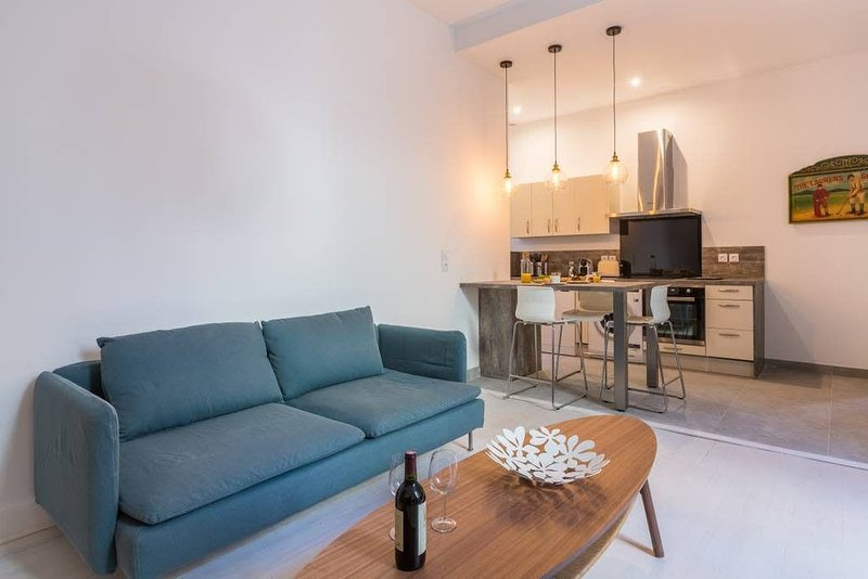 GuestReady - Bel appartement triangle d'or au coeur de la ville, location de vacances à Bordeaux