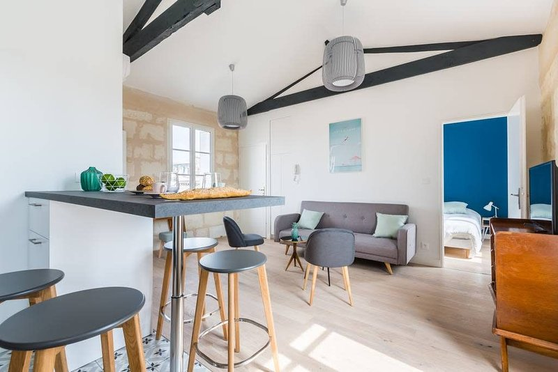 GuestReady - Lumineux et morderne appartement, vacation rental in Bassens