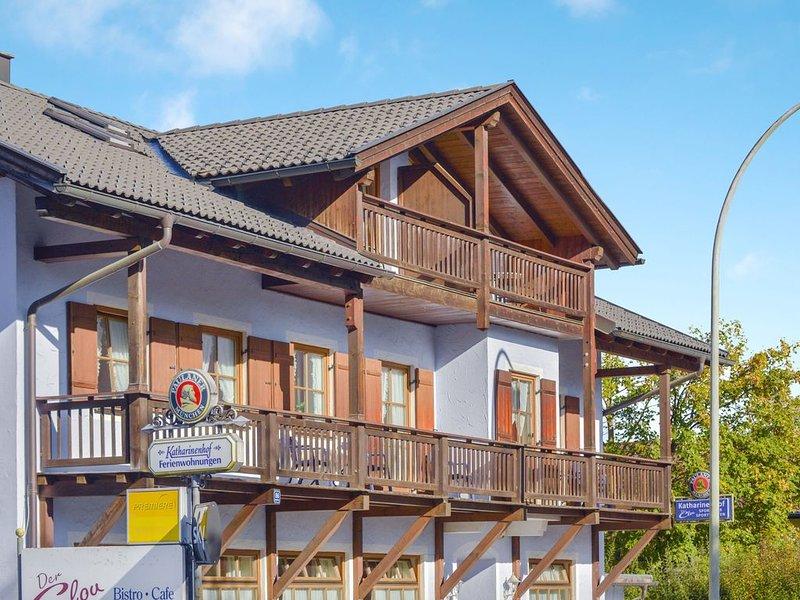 """Gemütliche Katharinenhof Ferienwohnung """"Kramer"""" mit Bergblick und WLAN; Parkplät, location de vacances à Garmisch-Partenkirchen"""