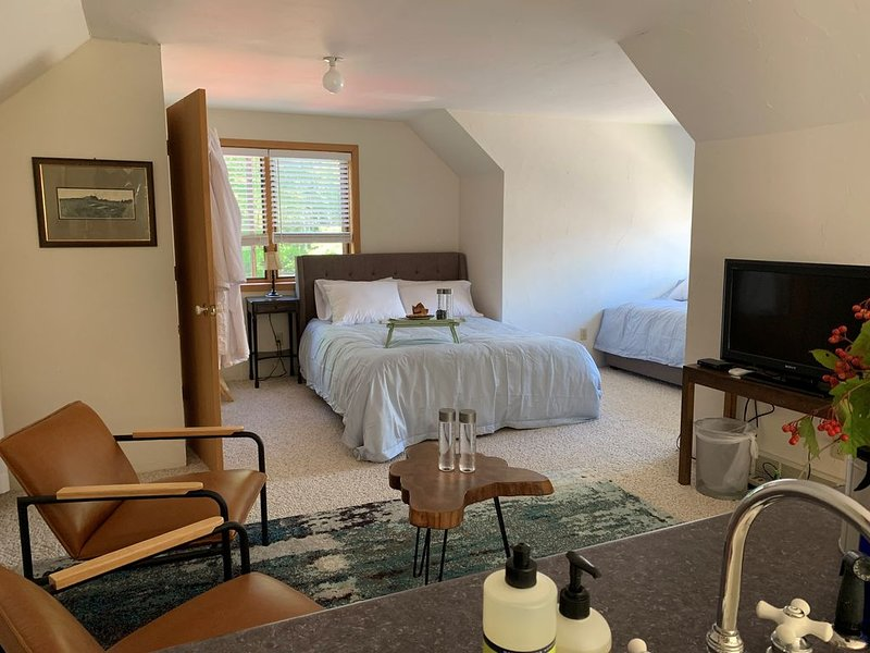Salmo Studio - Salmo Retreat, vacation rental in Bayfield
