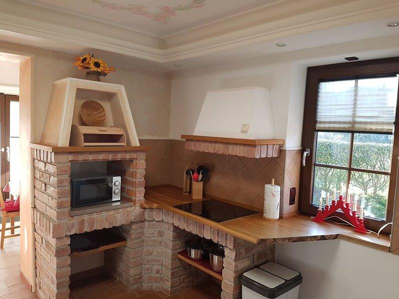 Gemütliche Ferienwohnung im schönen Erzgebirge - Wohnung Sommer, location de vacances à Eibenstock