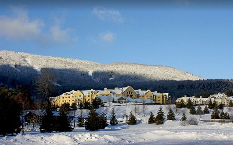 Okemo-Jackson Gore, Ski-in/out, 3 bedrm & 3 bath, Luxury Penthouse Condo, vacation rental in Mount Holly