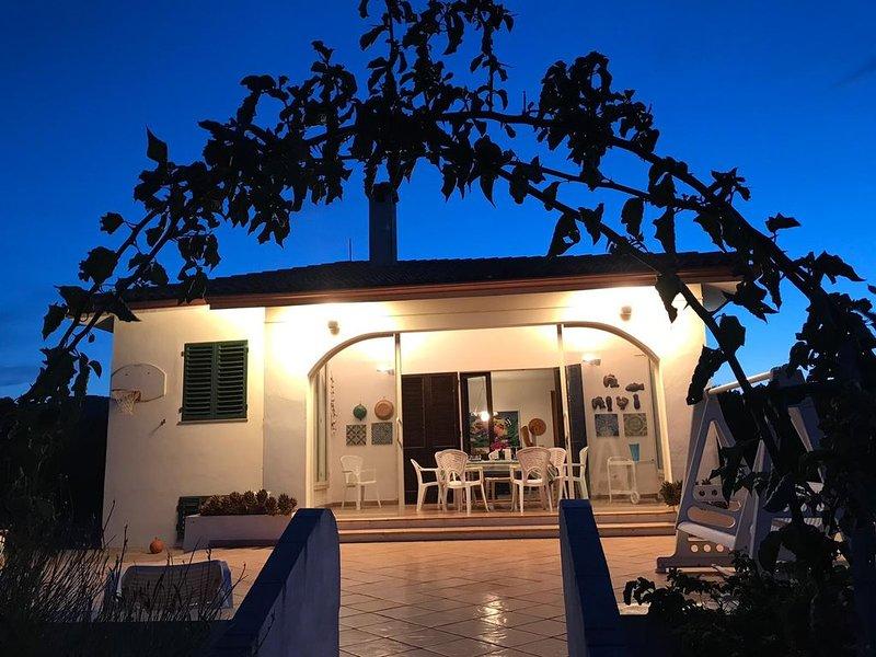 Carloforte Palme House, vakantiewoning in Carloforte