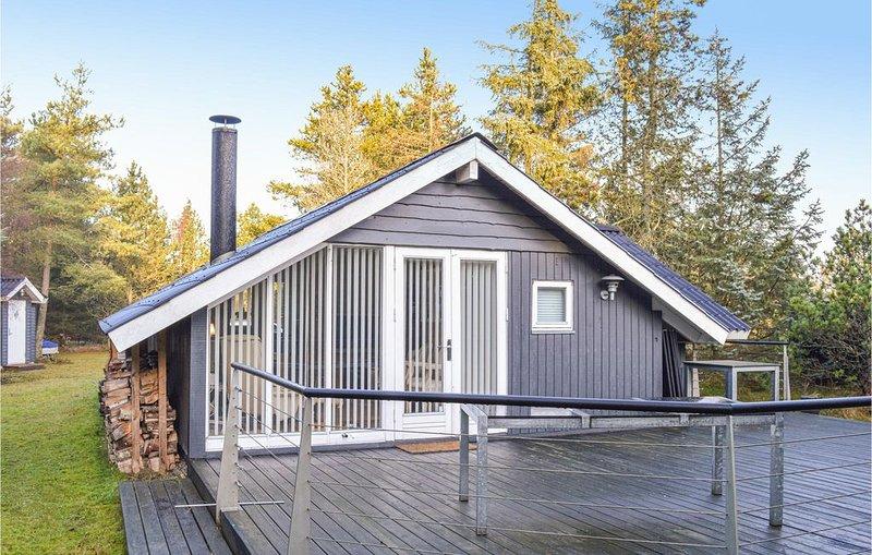 3 Zimmer Unterkunft in Ålbæk, alquiler vacacional en Skagen