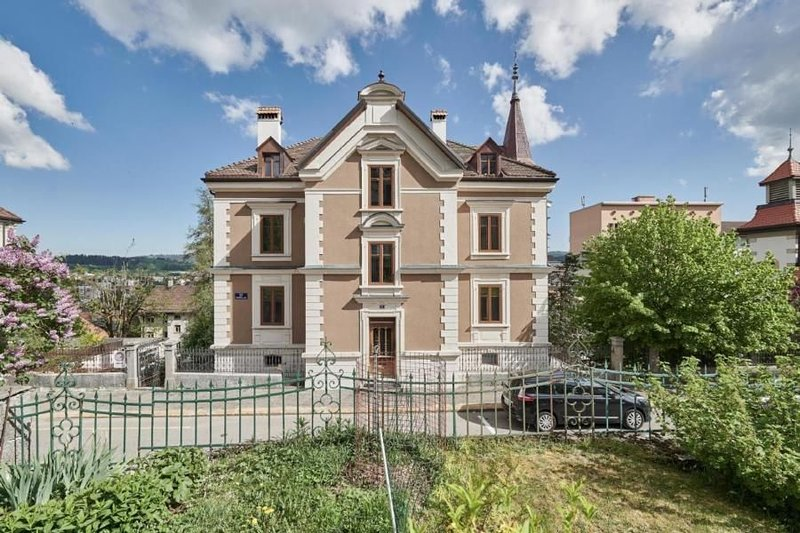 Ferienwohnung La Chaux-de-Fonds für 6 Personen mit 3 Schlafzimmern - Ferienhaus, location de vacances à Les Genevez
