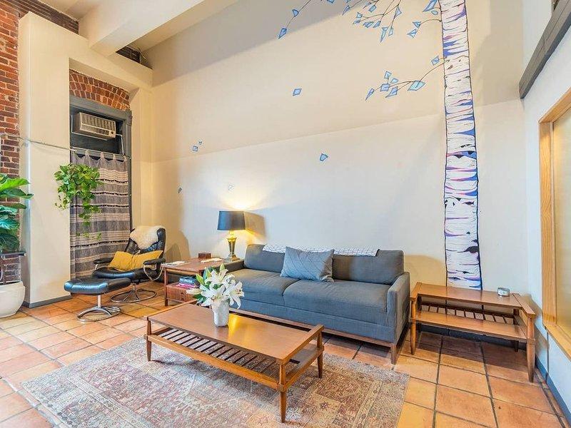 Paris Loft: Modern & Cozy Gem, vacation rental in Denver