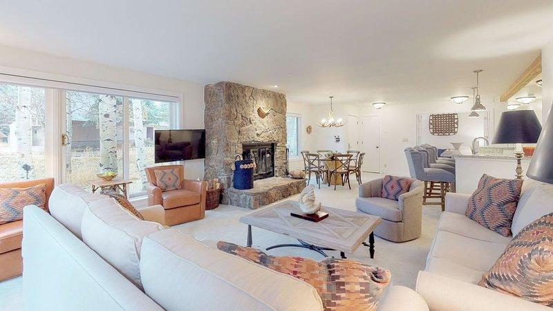 Villas at Snowmass Club 1101: 2 Bedroom + Den, alquiler vacacional en Woody Creek