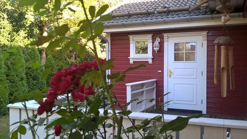 Ferienwohnung Schöneiche für 1 - 4 Personen mit 1 Schlafzimmer - Ferienwohnung, location de vacances à Markisch Buchholz