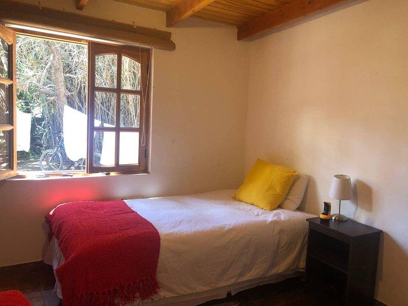 El Huertillo. Nice fresh full house., holiday rental in Antofagasta Region
