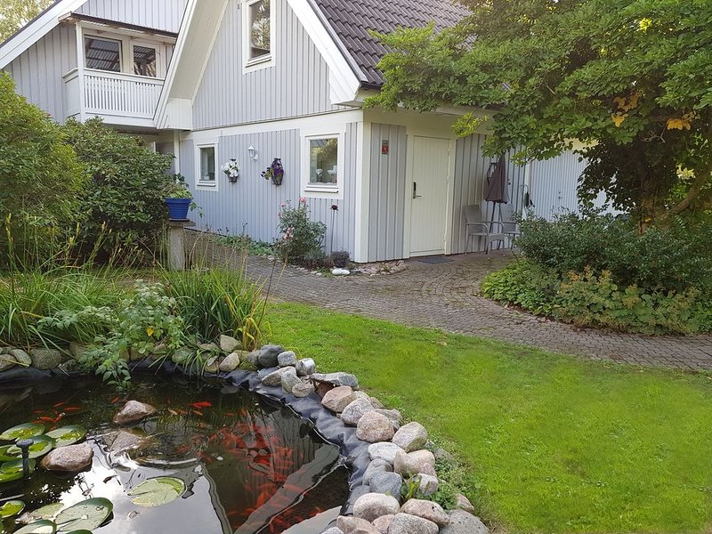 Newly renovated Apartment by the Swedish west coast – semesterbostad i Hallands län