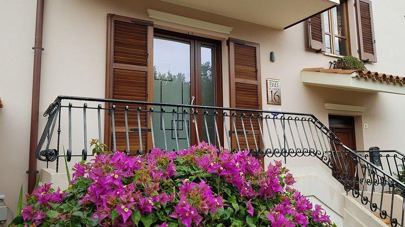 B&B al civico 16 UN POSTO IN CUI SENTIRTI A CASA, casa vacanza a Villanovaforru