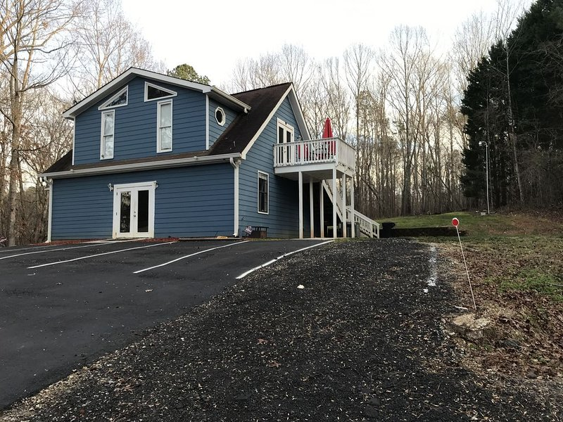 Guest house/Lakepoint/lake Allatoona/RedTop Mtn, holiday rental in White