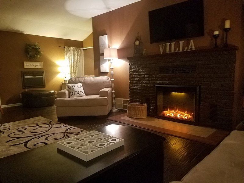 Villa Roost- Be Our Guest, alquiler vacacional en Mountain Home