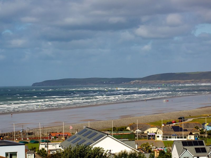 Westward Ho! Amazing Sea View!!, vacation rental in Bideford