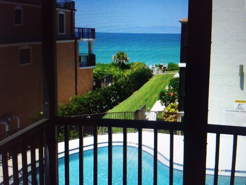 Beach Front - Gulf Front - Pool Front, Manasota Key, holiday rental in Manasota Key