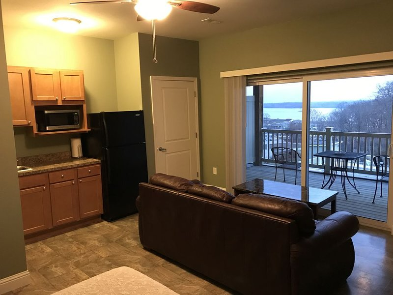 Perfect Weekend Getaway! Condo With Great River Views! Pool!, holiday rental in Alton