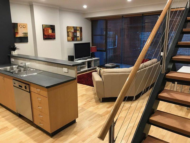 Ballarat Central Contemporary Apartments, alquiler de vacaciones en Ballarat