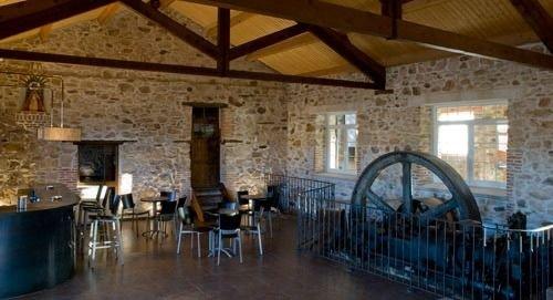 Bar e cafeteria de recepção
