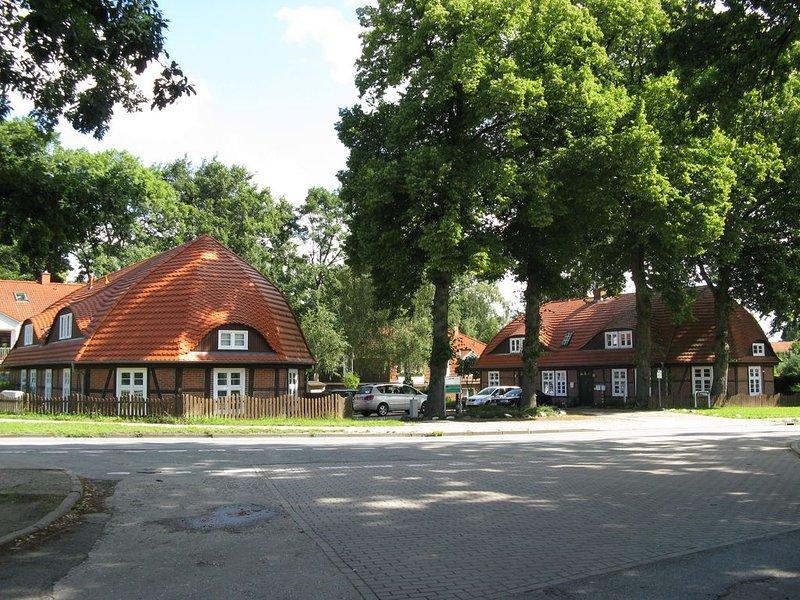 Urlaub im Denkmal im EG, alquiler vacacional en Schwerin